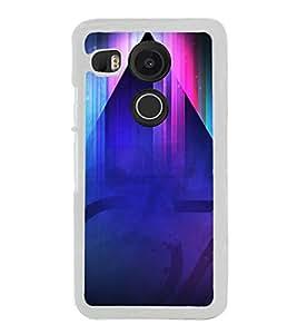 Bright Colourful Design 2D Hard Polycarbonate Designer Back Case Cover for LG Nexus 5X :: LG Google Nexus 5X New