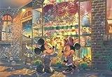 ディズニー 世界最小1000ピース 夕暮れのトイショップ DW-1000-406