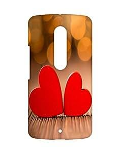 Crackndeal Back Cover for Motorola Moto X Play