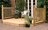 Forest Patio Extension Deck Kit