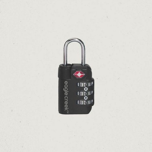 Eagle-Creek-Travel-Safe-TSA-Lock-Farbe-grau