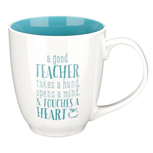 Blue Blessings to the Teacher
