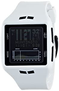 Vestal Men's BRG003 Brig Tide & Train White Digital Surf Watch