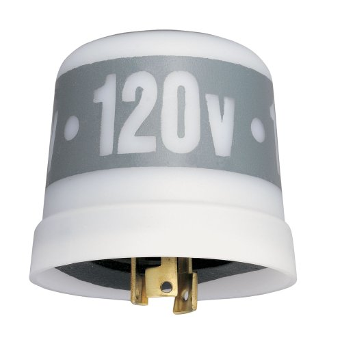 Intermatic Lc4521La 120 V Photo Controls With Low Cost Locking Type Mounting
