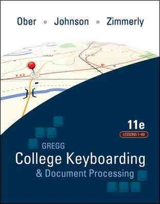 Gregg College Keyboarding & Document Processing: Kit...