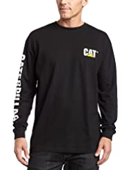 Caterpillar Men's Trademark Banner Tee