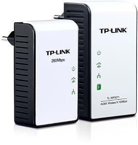 TP-Link - 150MBPS WIRELESS N AV200 POWER
