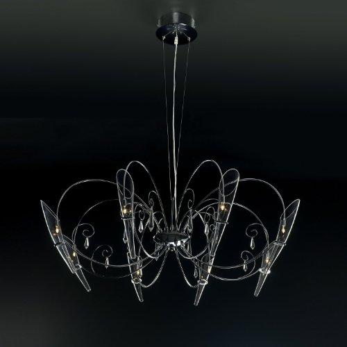ET2 Lighting E20716-18 8 Light Belleza Chandelier