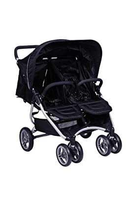Red Kite Push Me Twini Carbon Jogger by Red Kite