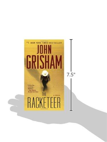 The-Racketeer-A-Novel