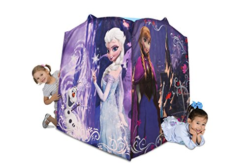 Frozen Tents Bed Tents Amp Tunnels For Kids Webnuggetz Com
