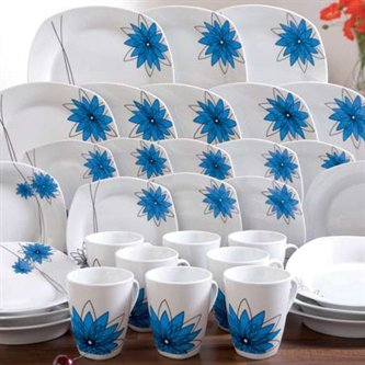 Details for Viners 32-piece Porcelain Dinner Set from Vinners