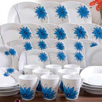 Details for Viners 32-piece Porcelain Dinner Set from Vinners