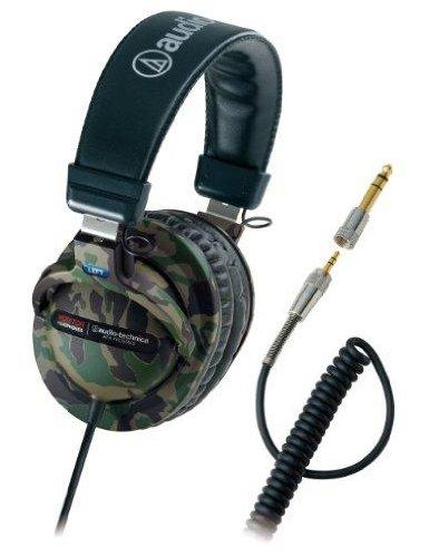 audio-technica 密閉型プロフェッショナルモニターヘッドホン カモフラージュ ATH-PRO5MK2 CM