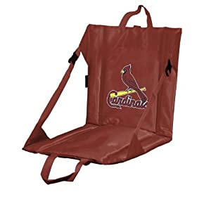 Team Logo Portable Stadium Seat - Mlb by LOGO CHAIR
