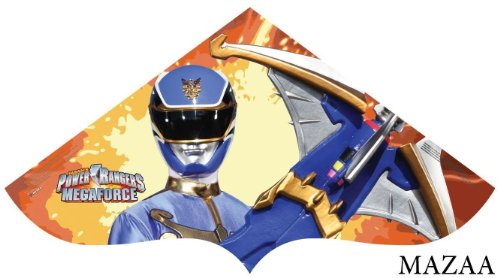 Power Rangers Megaforce Skydelta 42-inch Poly Kite - 1