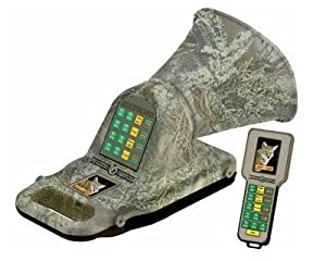 Hunters Specialties Johnny Stewart Executioner Electronic Predator Wildlife Call,... by Hunter