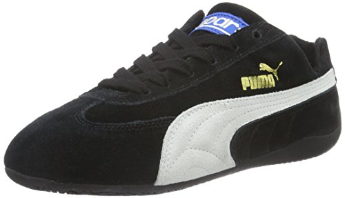 Puma Unisex-Erwachsene Speed Cat Sneakers, Schwarz (Black-White 03), 45 EU thumbnail