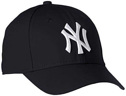 New Era - Kids MLB Basic NY Yankees 9Forty Adjustable, Berretto infantile, blu (navy), unica