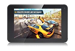 XOLO Play Tab 7 Tablet (7 inch, 8GB, Wi-Fi Only), Black