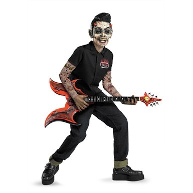 Rockabilly Rebel Punk Kids Halloween Costume