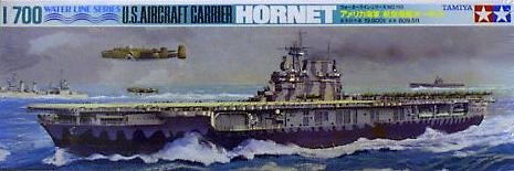 Tamiya 1/700 U.S. Aircraft Carrier Hornet (Aircraft Carrier Model compare prices)