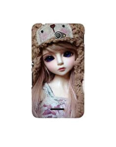Aart Designer Luxurious Back Covers for Sony E4 + Flexible Portable Thumb OK Stand by Aart Store.