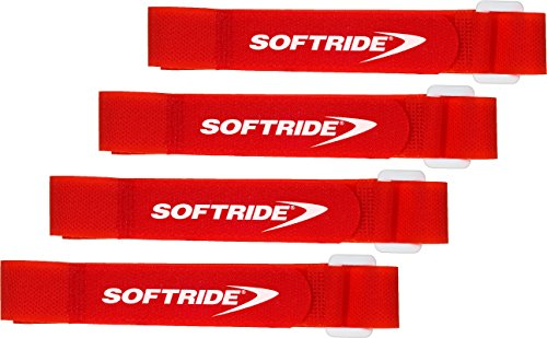 Softride 26624 Red with White Logo Hook and