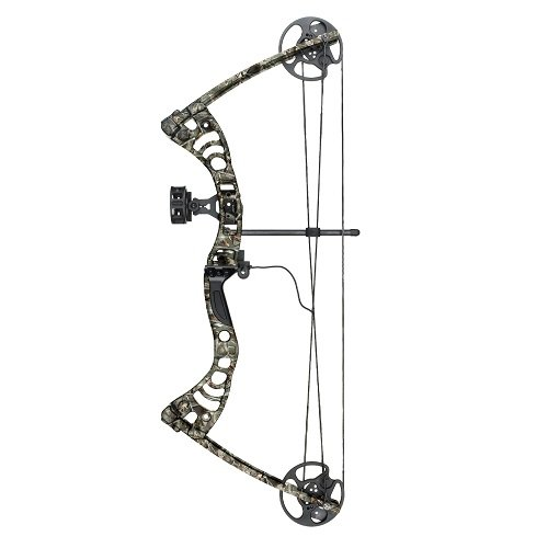Velocity Youth Archery Race 4x4 Compound Bow Package, Reaper Buck Camo (Archery Package compare prices)
