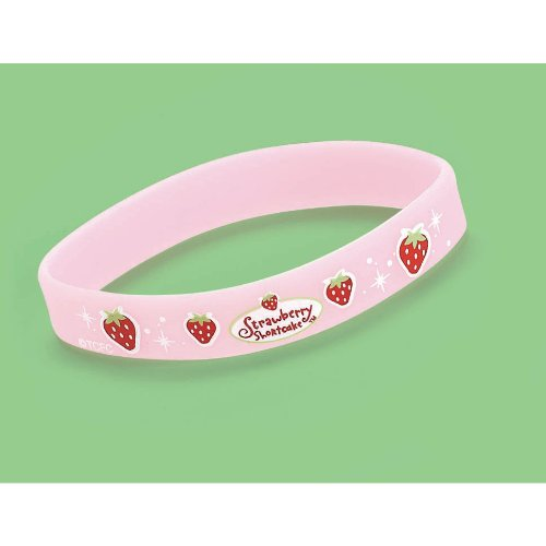 Strawberry Shortcake Rubber Bracelets - 1