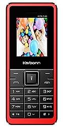 KARBONN K130 FUN (RED AND BLACK)