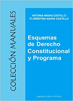 Esquemas De Derecho Constitucional (Spanish Edition): Navas Cnavas