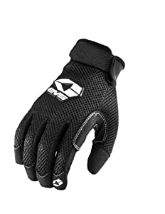 EVS Sports Laguna Air Street Gloves (Black, Large)