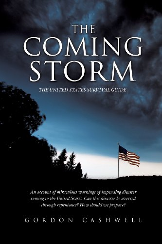 Book: The Coming Storm by Gordon Cashwell