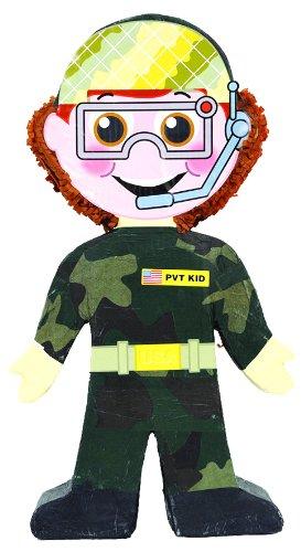 Aztec Imports Soldier Pinata