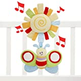 Little Bird Told Me - Breezy Butterfly Musical Pull Toy