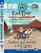 Les chiffres et apprendre à compter à la ferme © Amazon