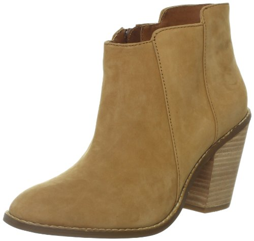 Kelsi Dagger Women'S Jaegger Ankle Boot,Cognac,10 M Us