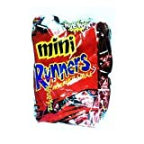 Mini Runners Salsa Picante (25 Bags-1.2oz) Limited Edition Original Mexican Version Hot Chili Corn Tortilla Chips Snacks