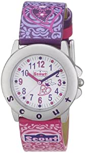Scout Kinder-Armbanduhr Star Kids Analog Quarz 280393016