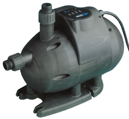 MACH 5 Multistage Fresh Water Pressure System - 230 Volt AC / 50 HZ - by HEADHUNTER