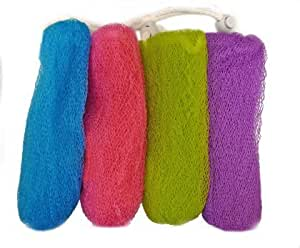 Aquasentials Exfoliating Mesh Soap Saver Pouch