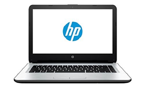 HP 14-ac107nl Notebook, Processore Intel Celeron N3050, RAM 2 GB, eMMC da 32 GB, Bianco