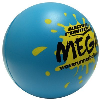 Water Runner Mega Ball in Blue