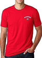 Bushwood Country Club T Shirt Funny Caddyshack Shirts (Red)