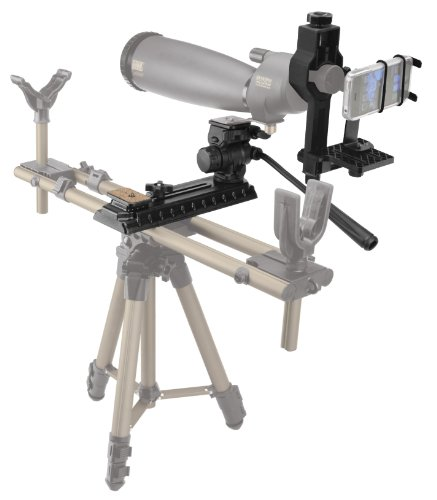 Caldwell DeadShot FieldPod Digiscoping Kit with Smart Phone Cradle