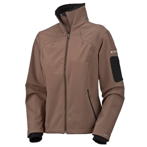 Columbia Women's Titanium Code 9 Softshell Jacket