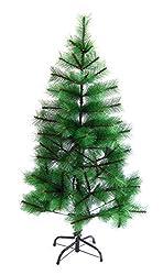 PrettyurParty Christmas Pine Tree - 4 Feet