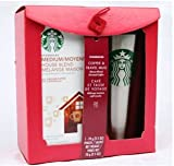Starbucks Holiday House Blend Coffee and Travel Mug Gift Set