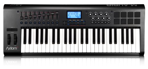 Günstige M-Audio Axiom 49 Advanced Midi Keyboard